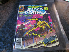 MARVEL COMIC BLACK PANTHER 1979 GOOD CONDITION
