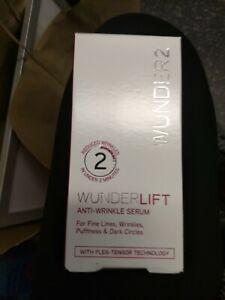 WUNDERLIFT 60 Second Wrinkle Reducer Anti Aging Wrinkle Serum-Wunder2 new sealed