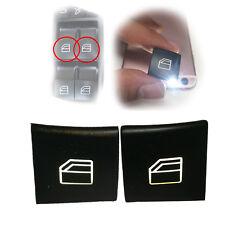 2x Für MERCEDES A B Klasse W169 W245 Fensterheber Schalter Knopf