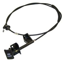 Crown Automotive 55235483AD Hood Release Cable Fits 97-01 Cherokee