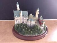 Collectible Neuschwanstein Castle Lenox Great Castles of the World Collection
