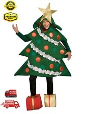 Christmas Tree Men Costume Christmas Holiday Theme Party Adult STANDARD SIZE
