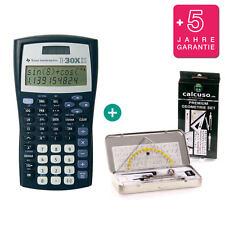TI 30 X II S Taschenrechner + GeometrieSet und Garantie