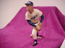 Don Drysdale Dodgers Hartland Statue original 1950s 60s WHITE NICE