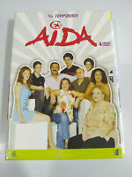 Aida Quarta Stagione 4 Completa - 4 X DVD Castellano Regione 2