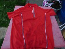 maillot  de vélo Nakamura rouge XL