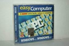 EASY COMPUTER CORSO DI WINDOWS ME ed WINDOWS XP PC CDROM ED ITALIANA ML3 46839