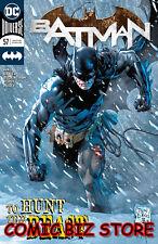 BATMAN #57 (2018) 1ST PRINTING  DC UNIVERSE TONY DANIEL MAIN COVER DC UNIVERSE
