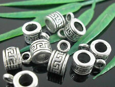30Pcs Tibetan Silver  Connectors Findings 10x6x5mm
