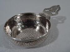 Tiffany Porringer - 5050 - Craftsman Hand-Hammered - American Sterling Silver