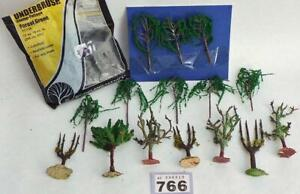 L766 Job lot of used trees for model railway layouts