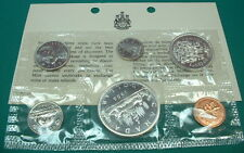 CANADA 1966 PROOF-LIKE SET (SILVER) ***6 COINS***