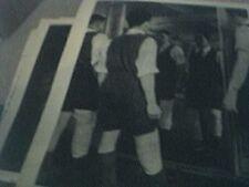 magazine item 1943 original ww2 - w baker l ellis wounded soldiers learn to walk
