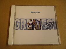 CD / DURAN DURAN - GREATEST