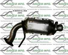 Catalytic Converter-Exact-Fit Front Rear Davico Exc CA fits 80-82 Mercury Cougar
