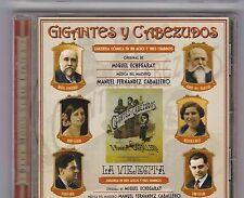 Gigantes y Cabezudos, La Viejecita on CD – rare zarzuela recordings