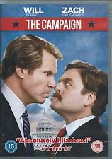 The Campaign (2013) DVD - Will Ferrell,  Comedy -1st class post