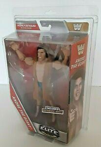 WWE Mattel Elite Flashback Andre the Giant W/CASE (MOC) Amazon Exclusive WWF
