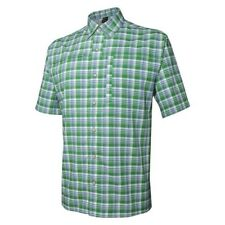 VERTX Speed Concealed Carry Shirt Button Up Plaid-Leaf Size Small VTX1400