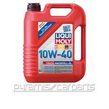 NEU 1x LIQUI MOLY 4606 Truck-LKW Nachfüll-Öl 10W-40, 5 Liter (€12,59/L)