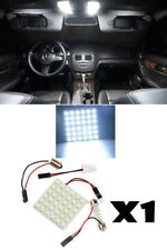 WHITE LED Center DOME MAP INTERIOR LIGHT BULB 36SMD PANEL HID XENON LAMP QTY=1