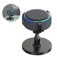 Desktop 360°Adjustable Stand Bracket For Mazon Echo Dot (3rd Gen) Speaker