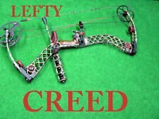 LEFT HAND   Mathews CREED  COMPOUND BOW LH **Ship Worldwide