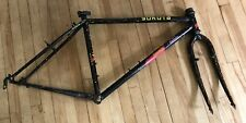 "Yokota Yosemite Mountain Bike Frameset 16"" Steel Frame Prestige 26""er Vintage"