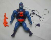 Mattel MOTU He-Man Masters Of The Universe Webstor Complete