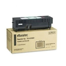 Muratec Ts40360 Toner , 12000 Page-Yield, Noir