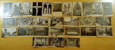 Lot of 28 Antique & Vintage Postcards ALL LA CHAISE-DIEU, FRANCE