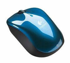 logitech v470 Bluetooth Laser Blue Mouse mice 910-000298 worldwide free Shipping
