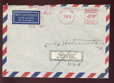 Cover New Hebrides Stamps (Pre-1980)