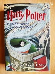 Harry Potter e il Principe Mezzosangue prima edizione motto latino