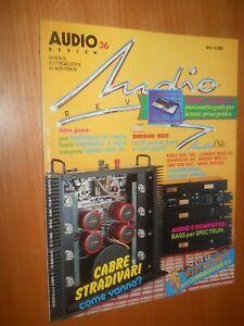 AUDIOreview 36 - Amplificatori