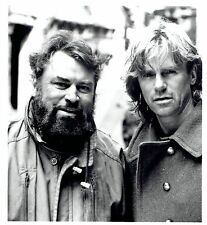 "1994 Vintage Photo Richard Dean Anderson & Brian Blessed in ""MacGyver"" TV Movie"