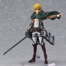 figma EX-017 Armin Arlert Figure anime Attack on Titan, Shingeki no Kyojin