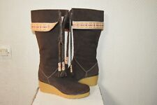 CHAUSSURE BOTTES HAUTE MARC JACÖBS CUIR TAILLE 37 UK 4   NEUF