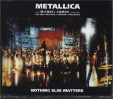 Musik-CD-Singles aus den USA & Kanada vom Metallica's