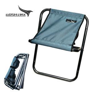 Outdoor XL Folding Stool Camping Fishing Hiking Picnic Chairs