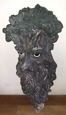 Latex Moulds for making this unusual Tree Face Plaque