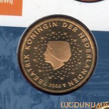 Pays Bas 2006 10 Centimes d'euro FDC BU Pièce neuve du coffret BU 50000 Exemplai
