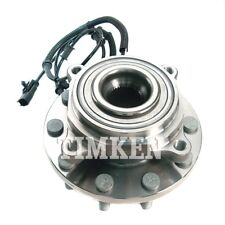 Wheel Bearing and Hub Assembly-4 X 2 Front Timken HA590273