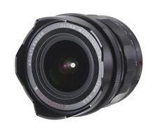 Voigtlander lens E-Mount 12 mm / F 5,6 Ultra Wide Heliar Aspherical III **NEW**