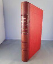 EDMOND ROSTAND / L'AIGLON / 1900 CHARPENTIER et FASQUELLE (année de l'originale)