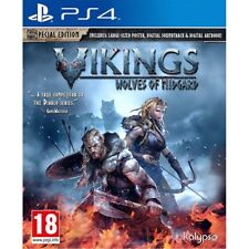 Vikings Wolves of Midgard Special Edition for PlayStation 4 Ps4 - UK Preowned