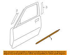 SUZUKI OEM SX4 Front Door Window Sweep-Belt Molding Weatherstrip Left 8382180J00
