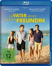 Blu-ray * DER VATER MEINER BESTEN FREUNDIN - VINCENT CASSEL # NEU OVP §