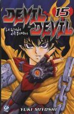 manga GP MANGA DEVIL & DEVIL NUMERO 15