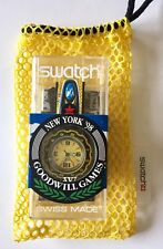 OROLOGIO SWATCH SPECIAL ACCESS SCUBA GOODWILL GAMES NEW YORK 98  SHB 101